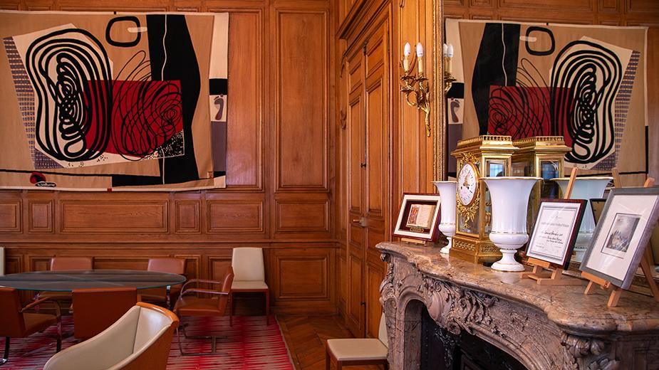 Bureau du premier président cour des comptes